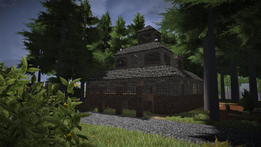 Wurm: Здание мастерской