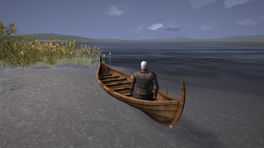 Wurm: Лодка на берегу