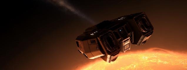 Elite: Dangerous: Миссия по спасению игрока в Elite Dangerous длилась 48 часов