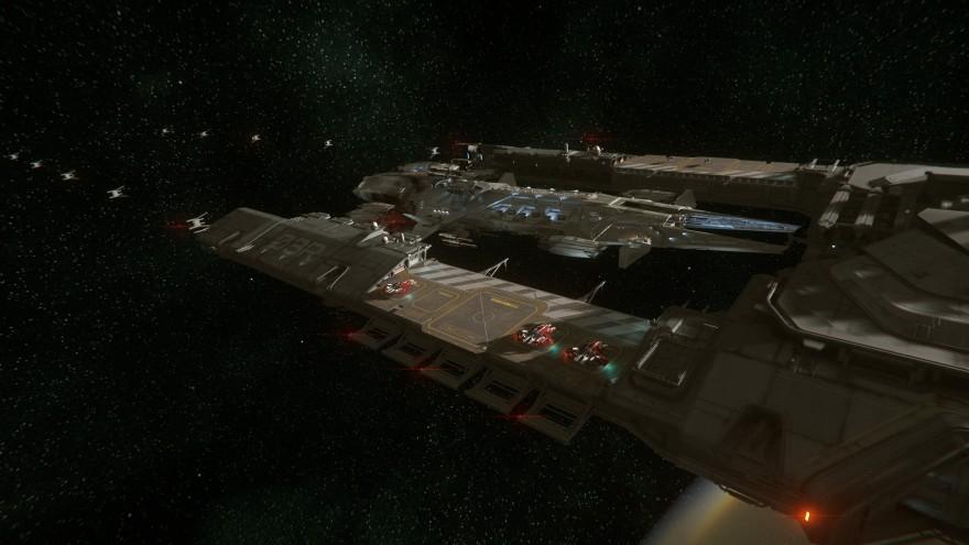 Star Citizen: Invictus Launch Week