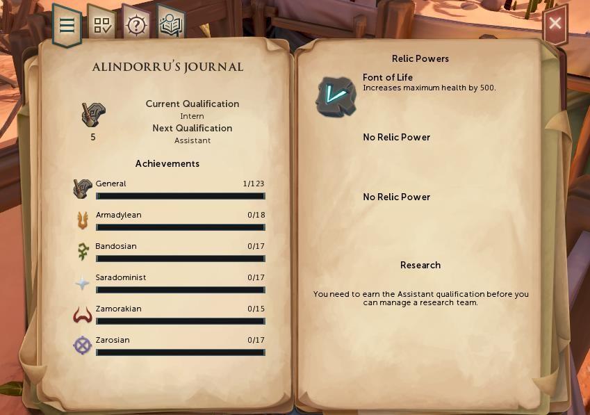 RuneScape: Блог им. Akson: Про археологию в Runescape