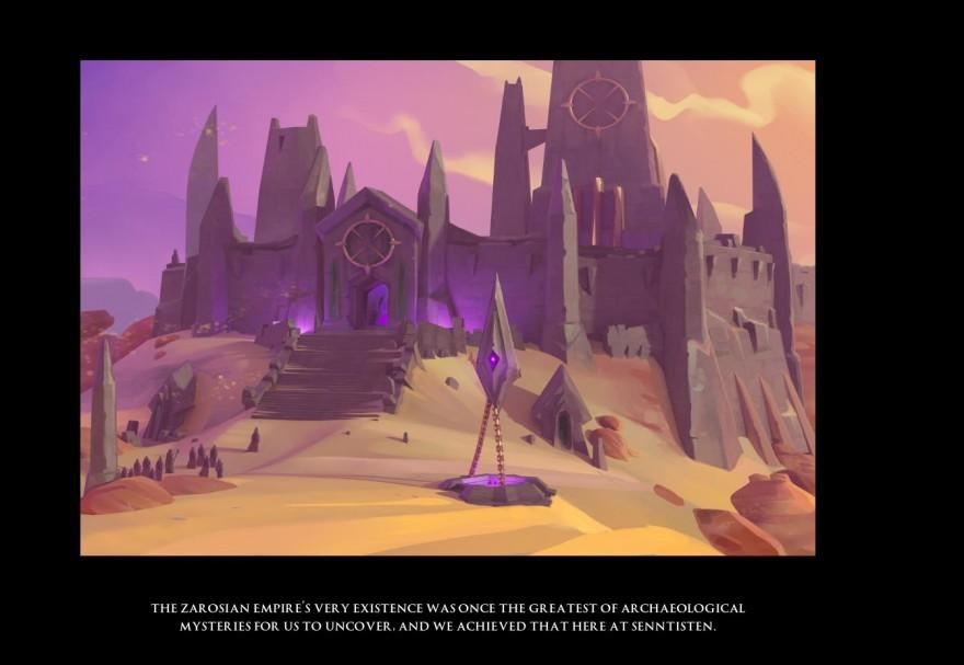 RuneScape: Блог им. Akson: Археология в Runscape (продолжение)