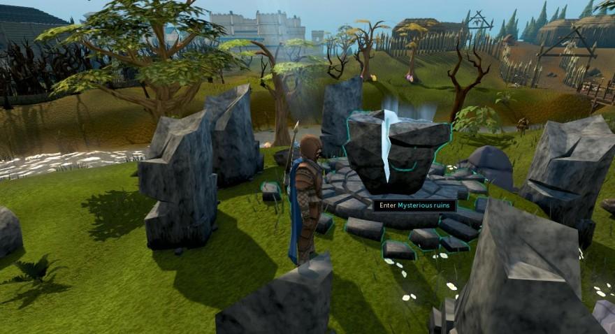 RuneScape: Руны своими руками, или основы руноделия.