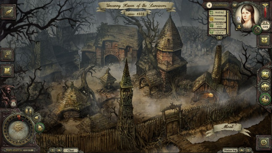 неММО: Деревня