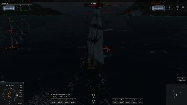 Naval Action: Идём на сближение