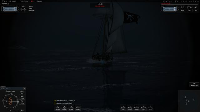 Naval Action: Проверим флаг