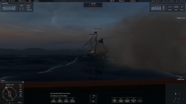 Naval Action: Впечатления новичка.