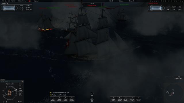 Naval Action: Смешалось всё