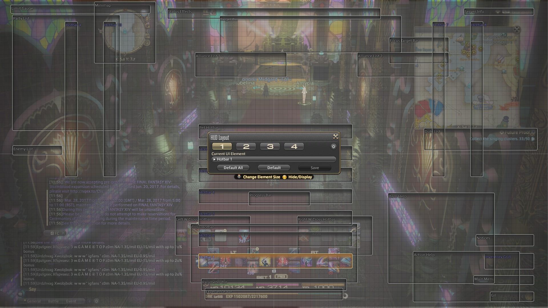 Final Fantasy XIV / Впечатления от трёх месяцев игры в FFXIV