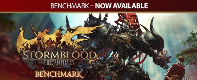 Final Fantasy XIV: Бенчмарк обновления Stormblood!