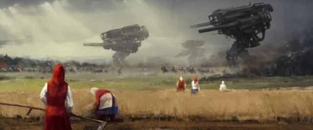 неММО: Землю - крестьянам, фабрики - рабочим, РОБОТОВ - всем желающим!!