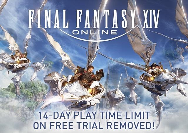 Final Fantasy XIV: Final Fantasy XIV – расширение триала