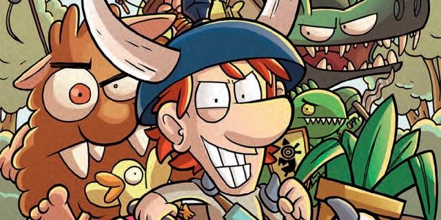 Зеркало для героя: Опираетесь ли вы на лор при выборе персонажа?