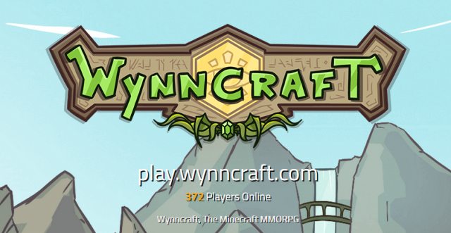 MMO-индустрия: MMORPG + Minecraft = Wynncraft?