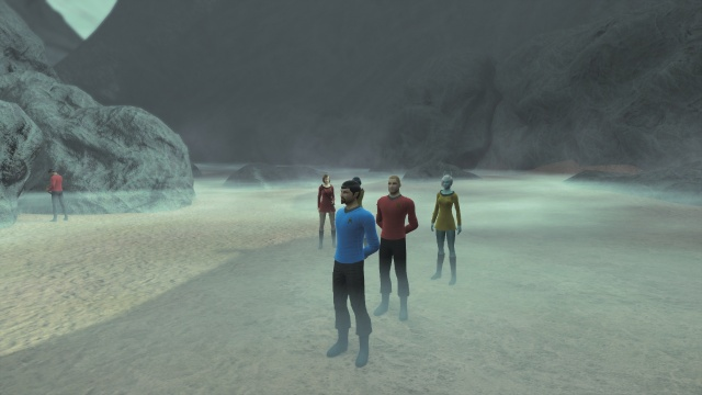 неММО: О необычных темах. Часть 2: Star Trek Online, или история одной случайности