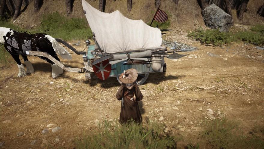 Black Desert: Повозки Чёрной пустыни: гайд-галерея