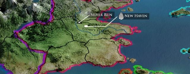 Как происходит построение мира в Chronicles of Elyria?