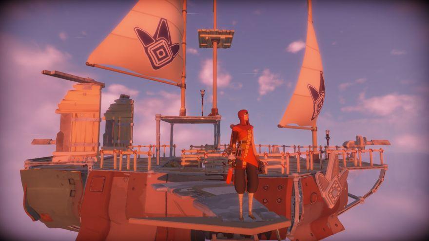 Worlds Adrift: Бандинианский купец: плутовская комедия на закате мира.