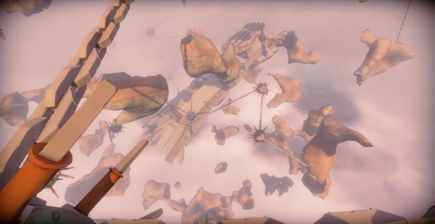 Worlds Adrift: Проект Поле боя.