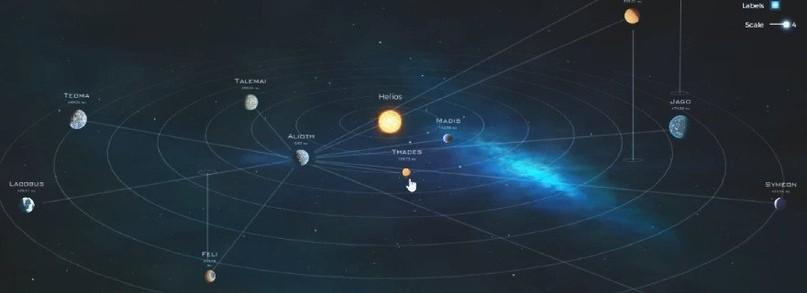 Dual Universe демонстрирует управляемую экономику, первую звёздную систему и космические станции