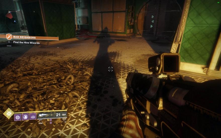 Destiny 2: Тень персонажа