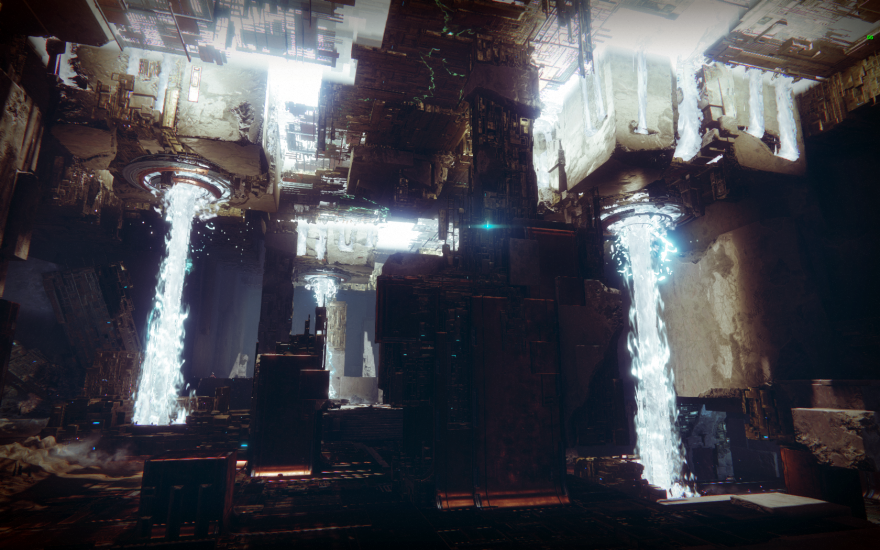 Destiny 2: Destiny II - Nessus