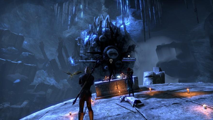 The Elder Scrolls Online: Открытые подземелья или Я сюда не в сингл играть пришел