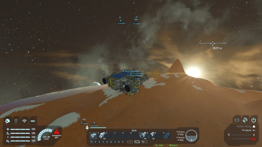 Space Engineers: Блог им. Sat: 2. Дневник Космического Инженера: