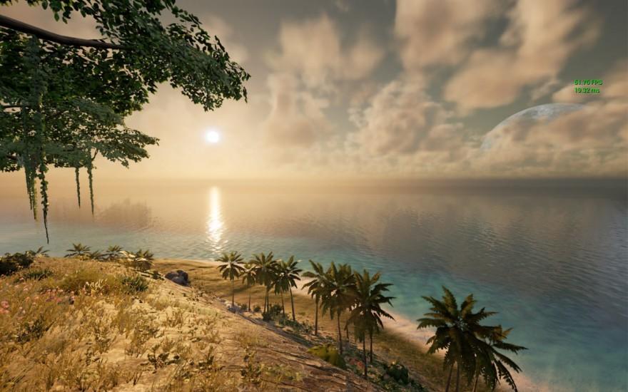 Один день соло-игры из жизни почти вета в Mortal Online 2