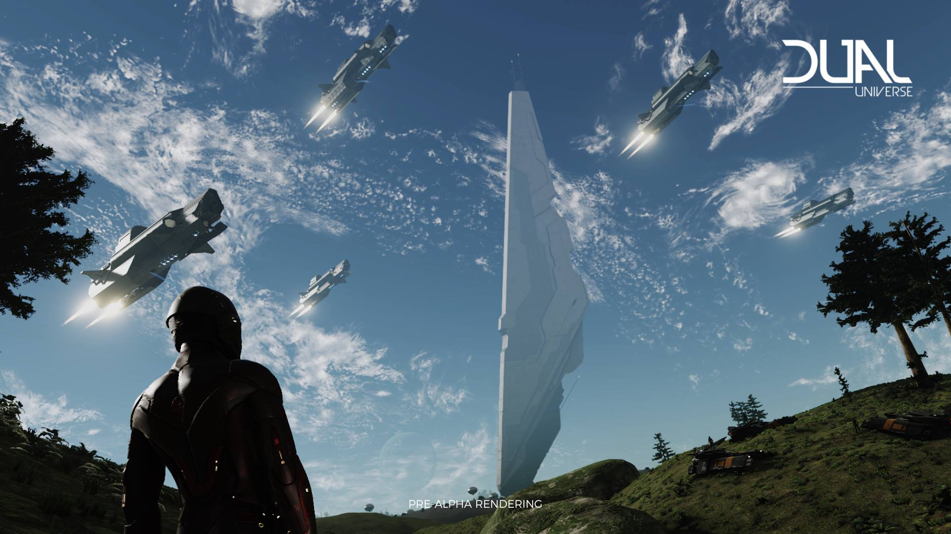 Dual Universe screenshot