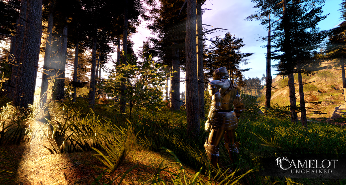 Camelot Unchained screenshot