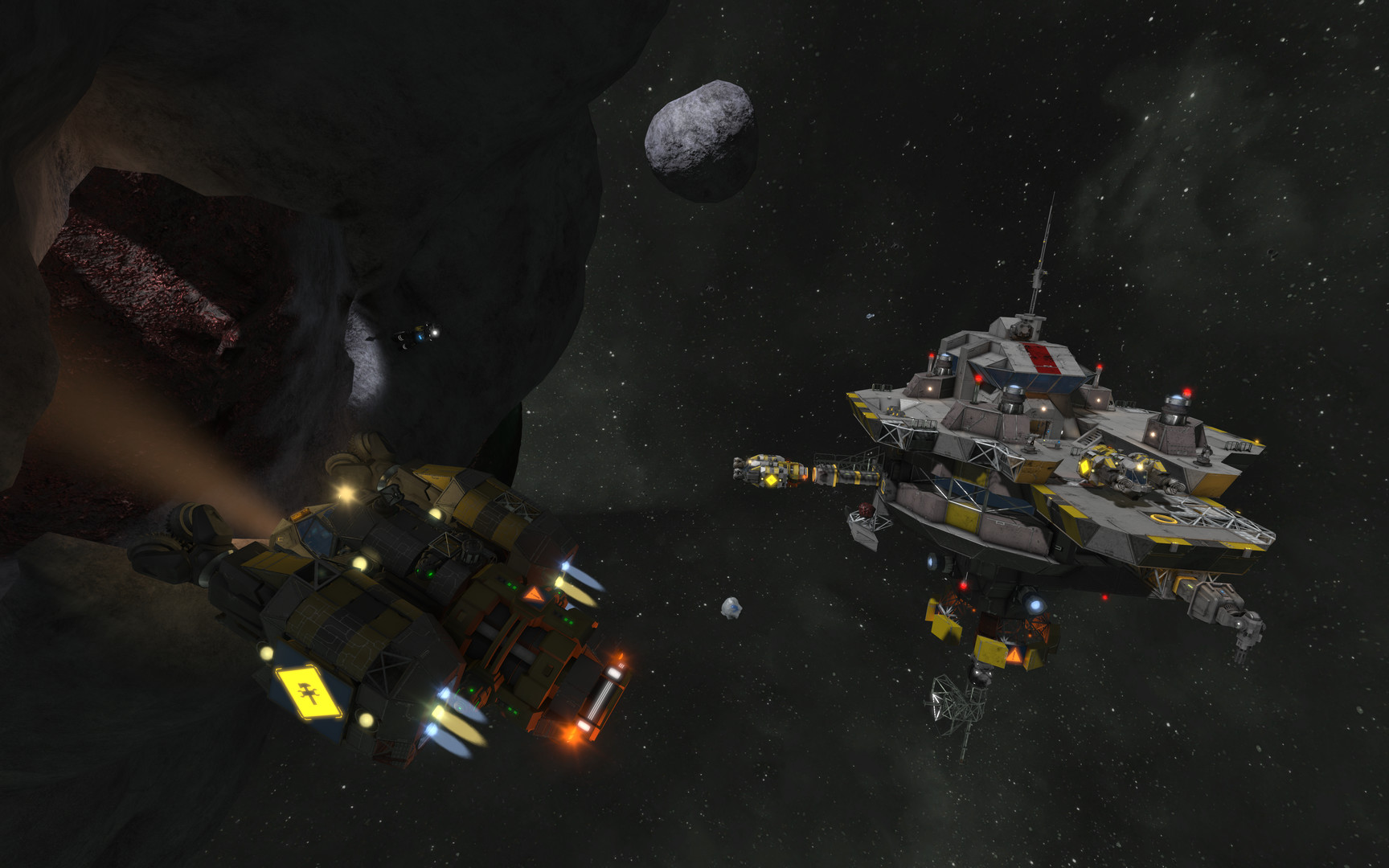 Space Engineers screenshot