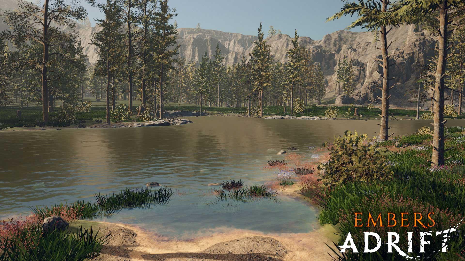 Embers Adrift screenshot