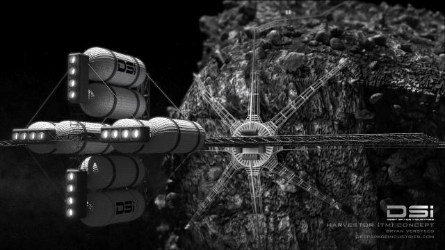 Космос: Deep Space Industries