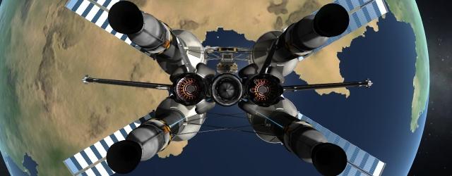Kerbal Space Program: Дорога к океану