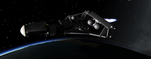 Kerbal Space Program: Tribute to ORIGIN JUMPWORKS 300 SERIES