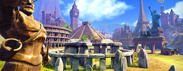 Civilization Online: Джейк Сонг представил Civilization Online