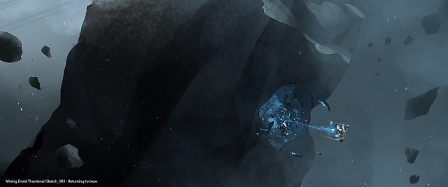 Star Citizen: Галерея: Концепт-арты Squadron 42