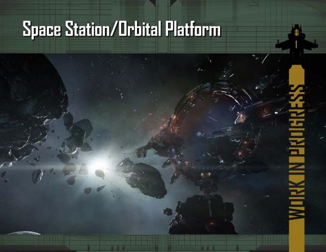 Star Citizen: В разработке: Космическая станция