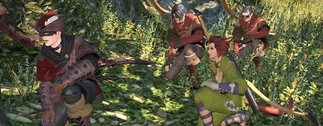 Final Fantasy XIV: Прогулка дилетанта