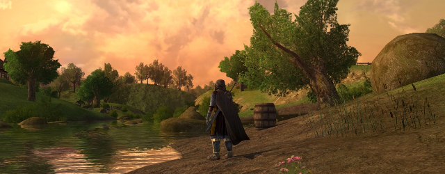 Lord of the Rings Online: Конец пути