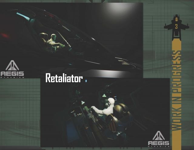 Star Citizen: В Разработке: Retaliator