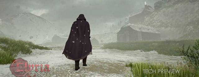 Chronicles of Elyria: Одеться по погоде