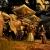 Стоянка караванов у входа в Валенсию