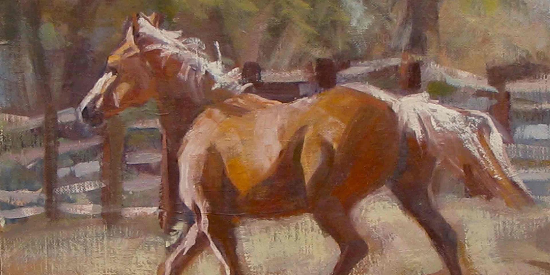Haven and Hearth: Про то, как я штурмовал крепость, чтобы спасти лошадку