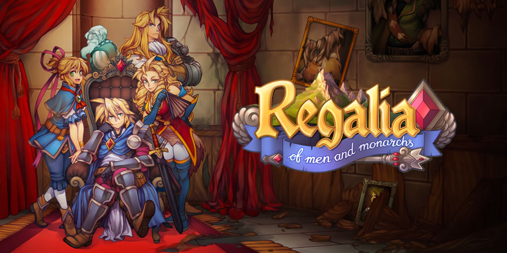 неММО: Regalia: Of Men And Monarchs - Инди Persona с духом Slayers