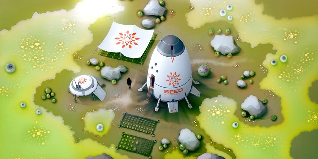 Seed: Мечта об онлайновом мире родом из Исландии
