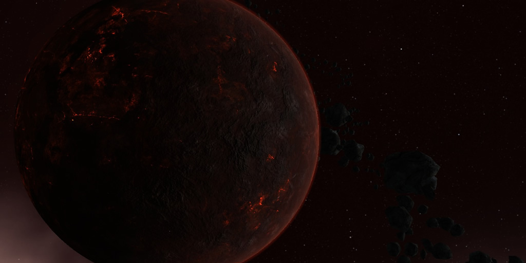 EVE Online: Когда померкли звезды