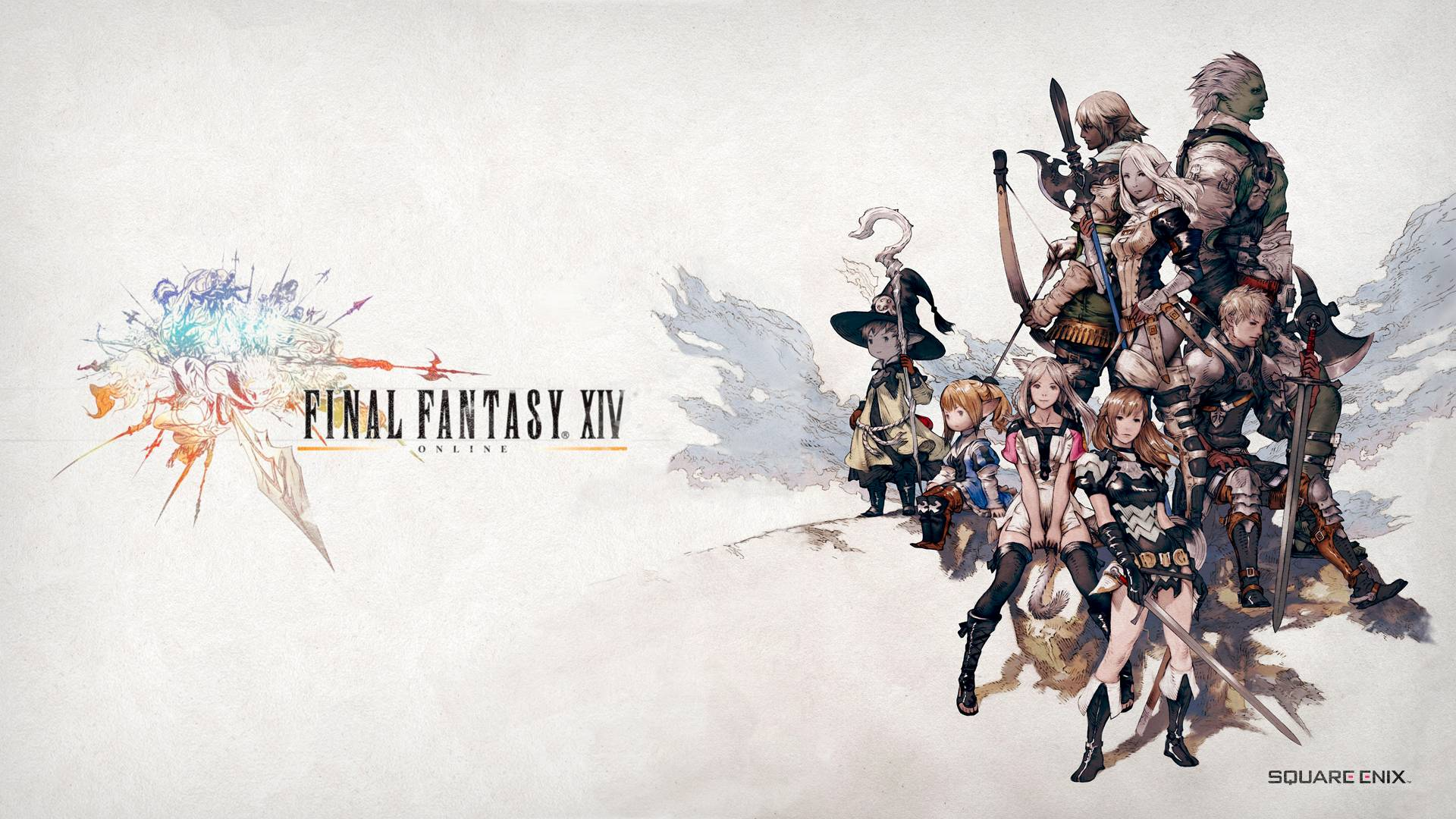 Final Fantasy XIV: FINAL FANTASY XIV Documentary, часть первая: