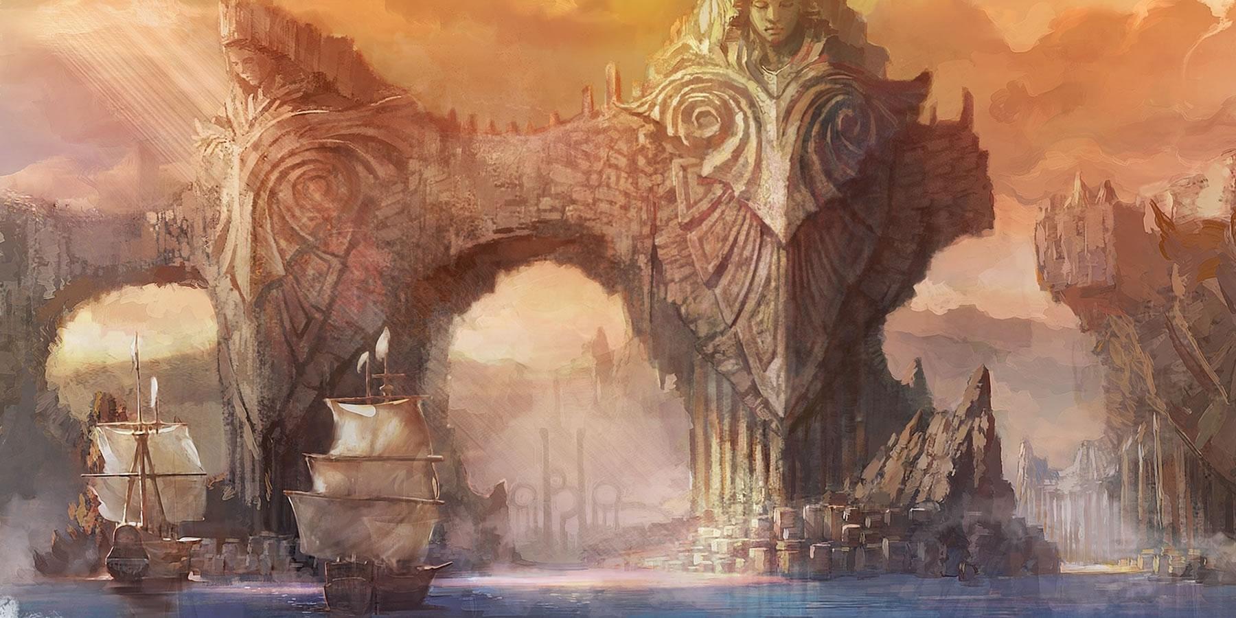 Теория MMO: Какой могла бы стать Archeage-песочница